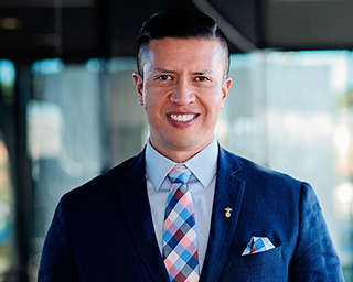 Headshot of Juan Carlos Villalobos
