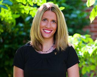 Sarah Baldwin headshot.