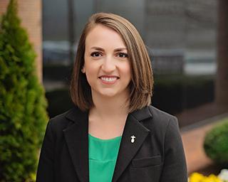 Headshot of Southern First Digital Marketing Manager, Marisa Stephens.